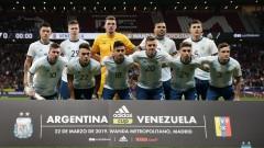 """Венецуела изненада неприятно Аржентина на """"Уанда Метрополитано"""""""