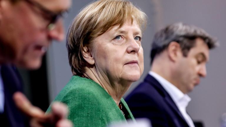 Германия удължи блокадата до 18 април