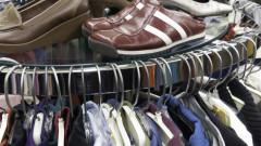 Иззеха нелегално продавани дрехи в Перник