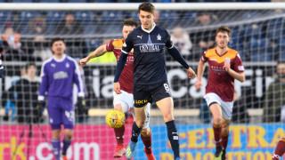 Български нападател дебютира с победа в Шотландия