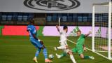 Реал (Мадрид) пречупи Валенсия през второто полувреме