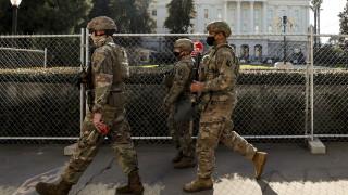 ФБР проверява 25 000 гвардейци преди встъпването в длъжност на Байдън