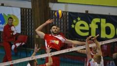 ЦСКА и Нефтохимик ще играят с белгийски отбори днес
