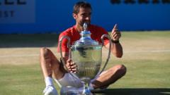 Марин Чилич е амбициран да се завърне в Топ 10 на световния тенис
