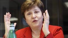 МВФ се очаква да утвърди Кристалина Георгиева за шеф на фонда