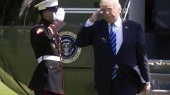 Тръмп не изключва възможността да извади САЩ от НАТО