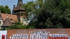 Русия спечели четвърти златен медал в синхронното плуване