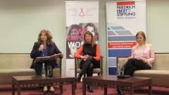 Политиката за равнопоставеност между половете регресира, тревожи се Йотова