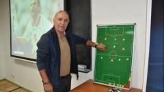 Стоичков: Час и половина се чудех какво да кажа за националния отбор
