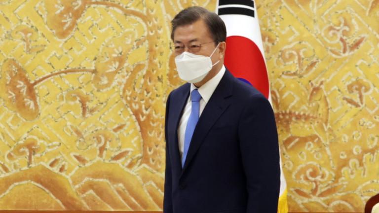 Мун Дже Ин: Действията на Северна Корея пречат на диалога