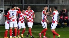 Хърватия с минимална победа над Кипър