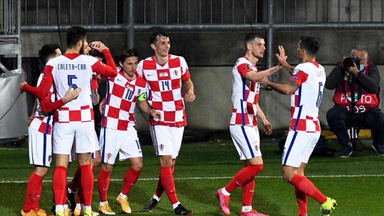 Ясен е разширеният състав на Хърватия за Евро 2020