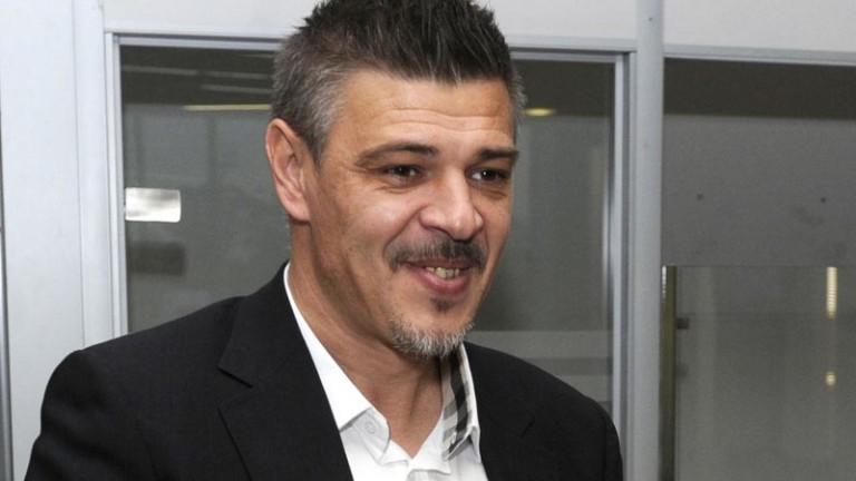 Саво Милошевич пое закъсалия Партизан