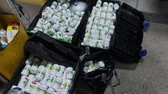 """Митничари задържаха 485 опаковки с лекарства на ГКПП """"Ферибот Оряхово"""""""