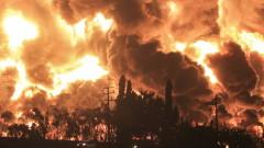 Десетки ранени и 950 евакуирани след взрив в рафинерия в Индонезия