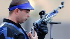 Румънец триумфира на пневматична пушка
