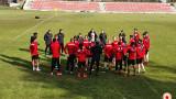 ЦСКА тренира на Панчарево в часа на несъстоялия се мач
