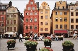 Швеция дава уроци на ФЕД как да се справя с кризата