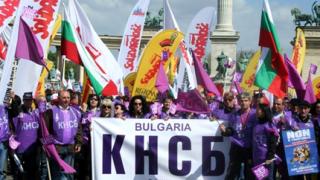 КНСБ поведе многохиляден протест в Будапеща