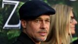 """Първи поглед към Брад Пит и Леонадро ди Каприо в """"Имало едно време в Холивуд"""""""
