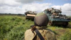 Сирийската армия свалила израелски боен самолет и дрон