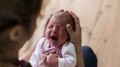 Синдромът на раздрусаното бебе