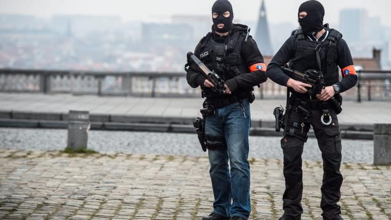 Откриха трупа на издирвания над месец терорист в Белгия