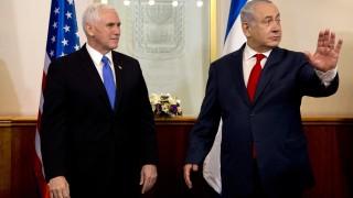 Месианската реч на вицето на САЩ е дар за екстремистите, бесни палестинците