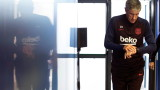 Кике Сетиен призна, че на Барселона му трябва нов нападател