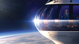 Балонът, който ни изстрелва до Космоса за няколко часа
