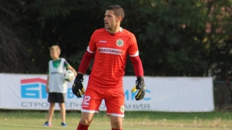 Християн Славов бе освободен от Локомотив (Горна Оряховица)