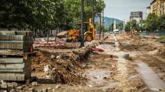 """До август по столичната """"Алабин"""" няма да вървят трамваи"""