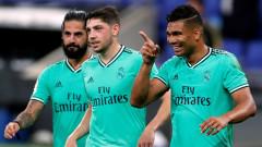 Пестелив Реал (Мадрид) се възползва максимално от грешката на Барселона