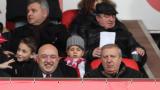 УЕФА: ЦСКА е чист, лицензът им е сигурен