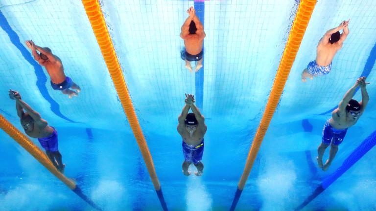 Русия спечели класирането по медали на Европейското по плуване в Глазгоу