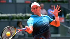 Андерсън свали Григор от осмото място в световната тенис ранглиста