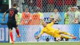 Каспер Шмайхел е Играч на мача Хърватия - Дания