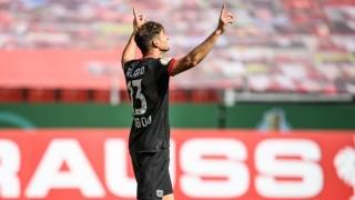 Леверкузен громи четвърторазреден съперник за Купата на Германия, вкара 7 гола във вратата му