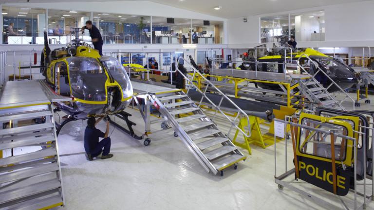 Airbus все пак ще прави хеликоптери в Румъния. И €10 милиона вече са инвестирани там