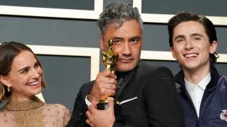 Когато спечелиш Оскар и го сложиш под... седалката
