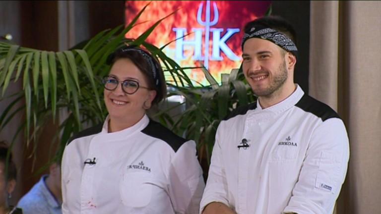 Hell's Kitchen България: Големият финал