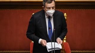 Драги: Италия е светска държава, свободна да приеме закон срещу хомофобията