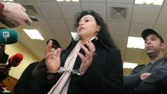 Съдът отказа за втори път да пусне Евгения Банева от ареста
