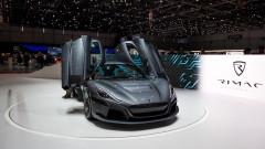 Porsche инвестира още €70 млн. в хърватски производител на електрически суперавтомобили