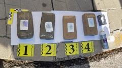Задържаха четирима за контрабанда на хероин през ГКПП Кулата