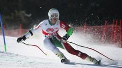 Камен Златков завърши на 35-ото място в първия манш на слалома в Словения