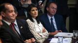 Израел е най-сдържаната държава, обяви Хейли в Съвета за сигурност на ООН