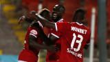 ЦСКА победи БАТЕ (Борисов) с 2:0 и продължава напред в Лига Европа