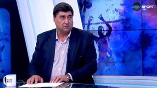 Волейболни клубове официално издигнаха кандидатурата на Борислав Кьосев