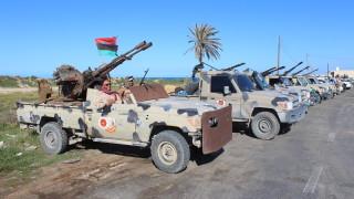 Армията на Хафтар свали два турски дрона в Либия
